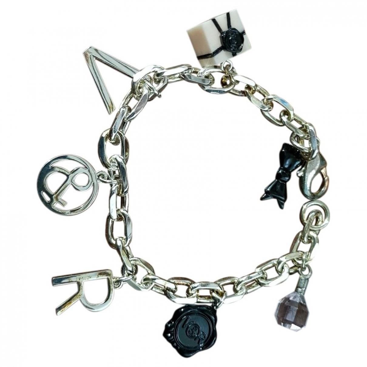 Viktor & Rolf \N Armband in  Silber Stahl