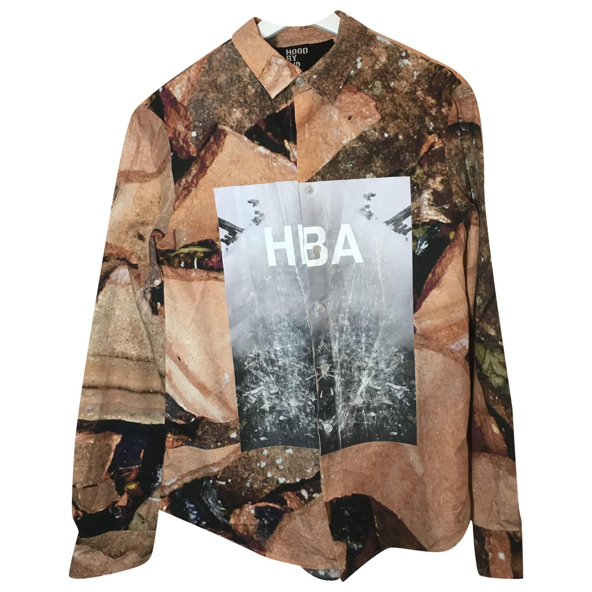 Camisas Hood By Air