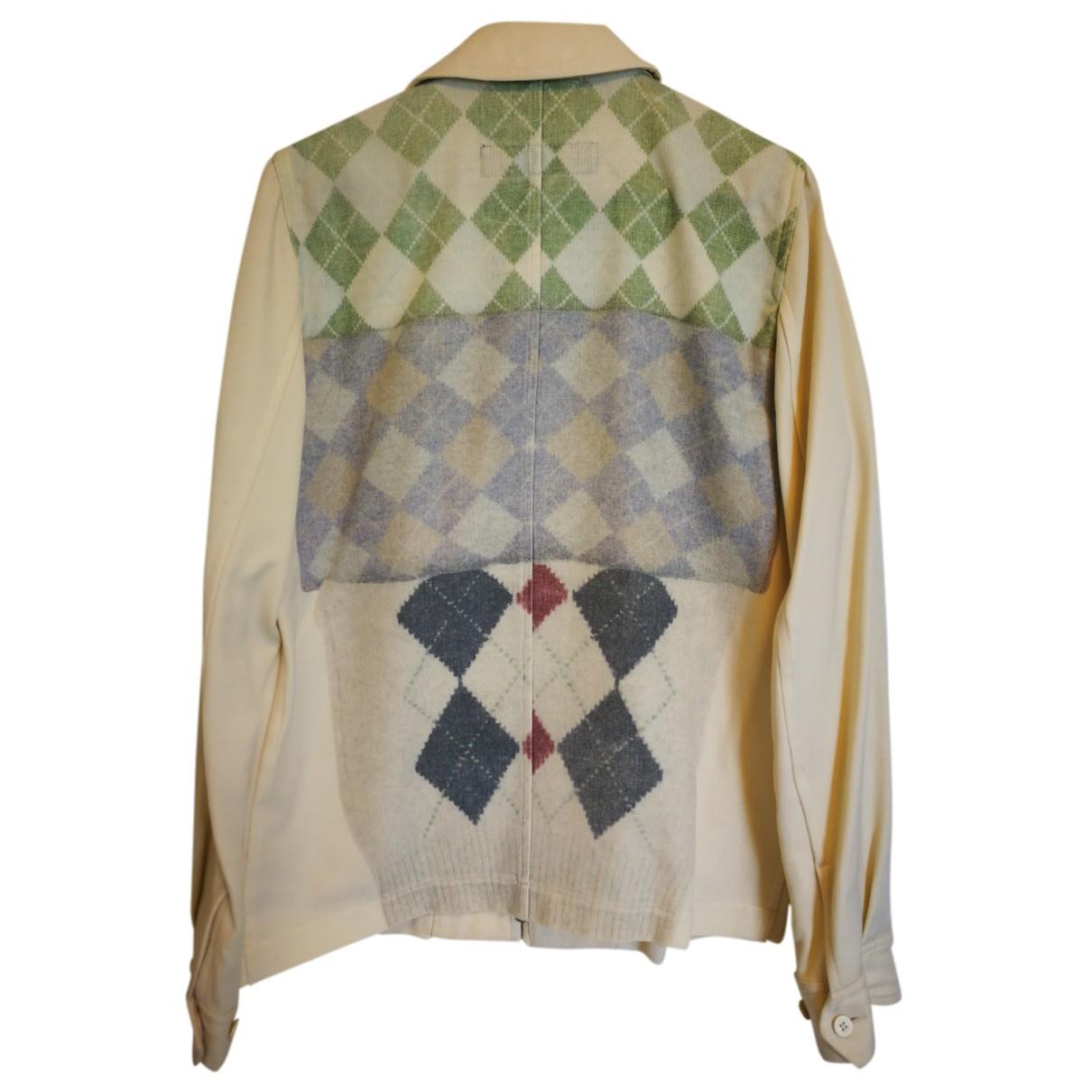 Comme Des Garcons N Beige Wool jacket  for Men M International