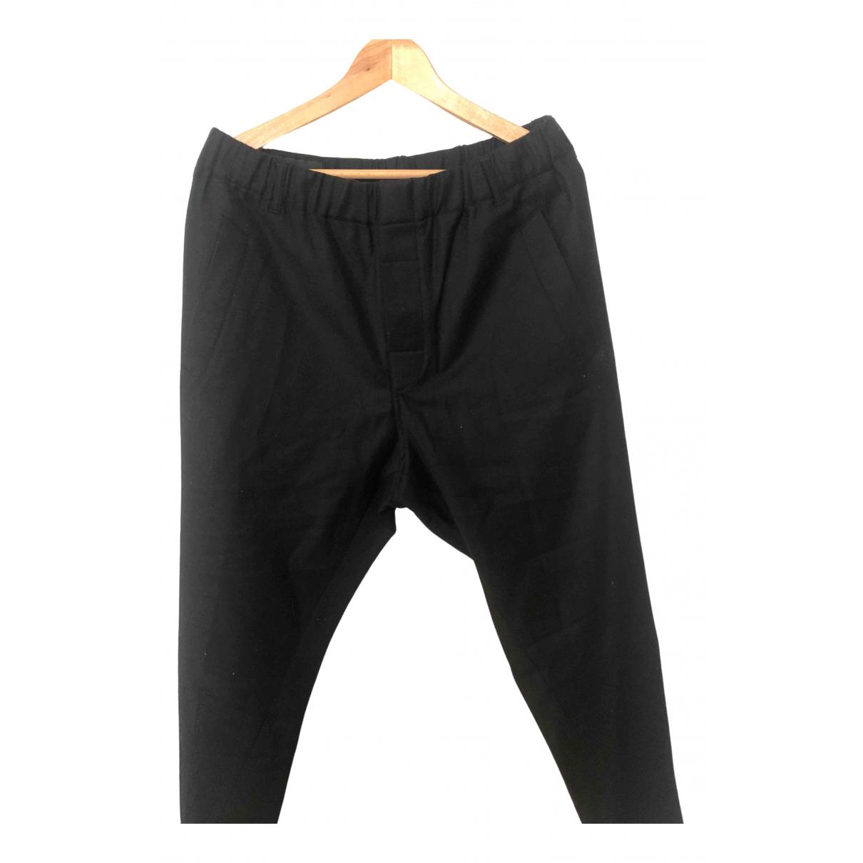 Pantalon de Lana Ann Demeulemeester