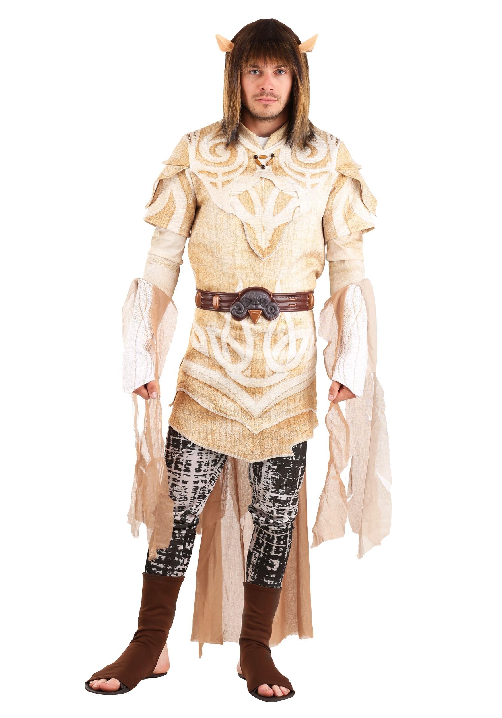 Adult The Dark Crystal Jen Costume