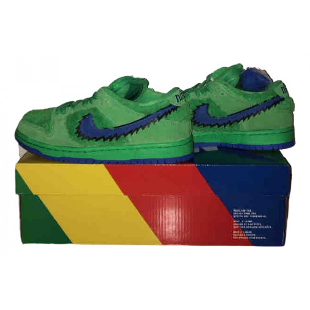 Nike \N Green Trainers for Women 6 US