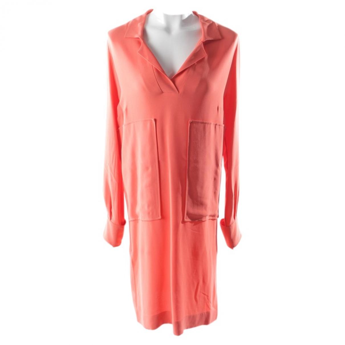 Stella Mccartney - Robe   pour femme - orange