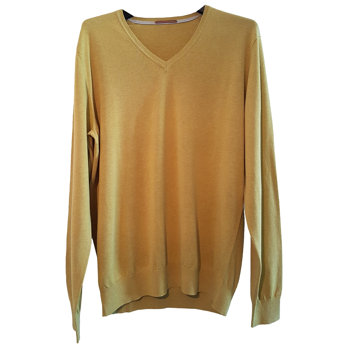 Massimo Dutti \N Khaki Cotton Knitwear & Sweatshirts for Men L International