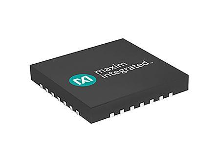 Maxim Integrated MAX14662ETI+ , Multiplexer Switch IC SPST, 1.6 → 5.5 V, 28-Pin TQFN (75)