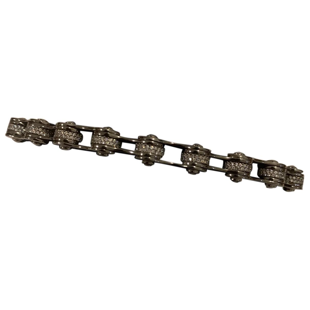 Apm Monaco N Grey Silver bracelet for Women N