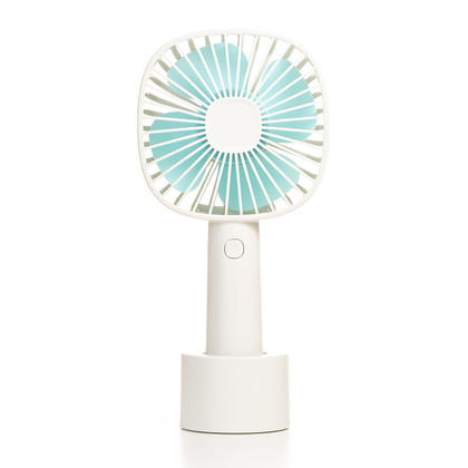Mini Handheld Fan Portable Rechargeable With 3 Speed Option - LIVINGbasics™