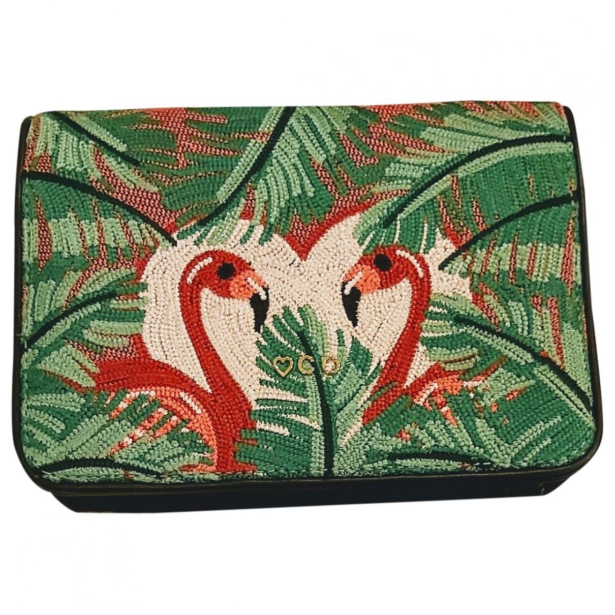 Charlotte Olympia \N Leather Clutch bag for Women \N