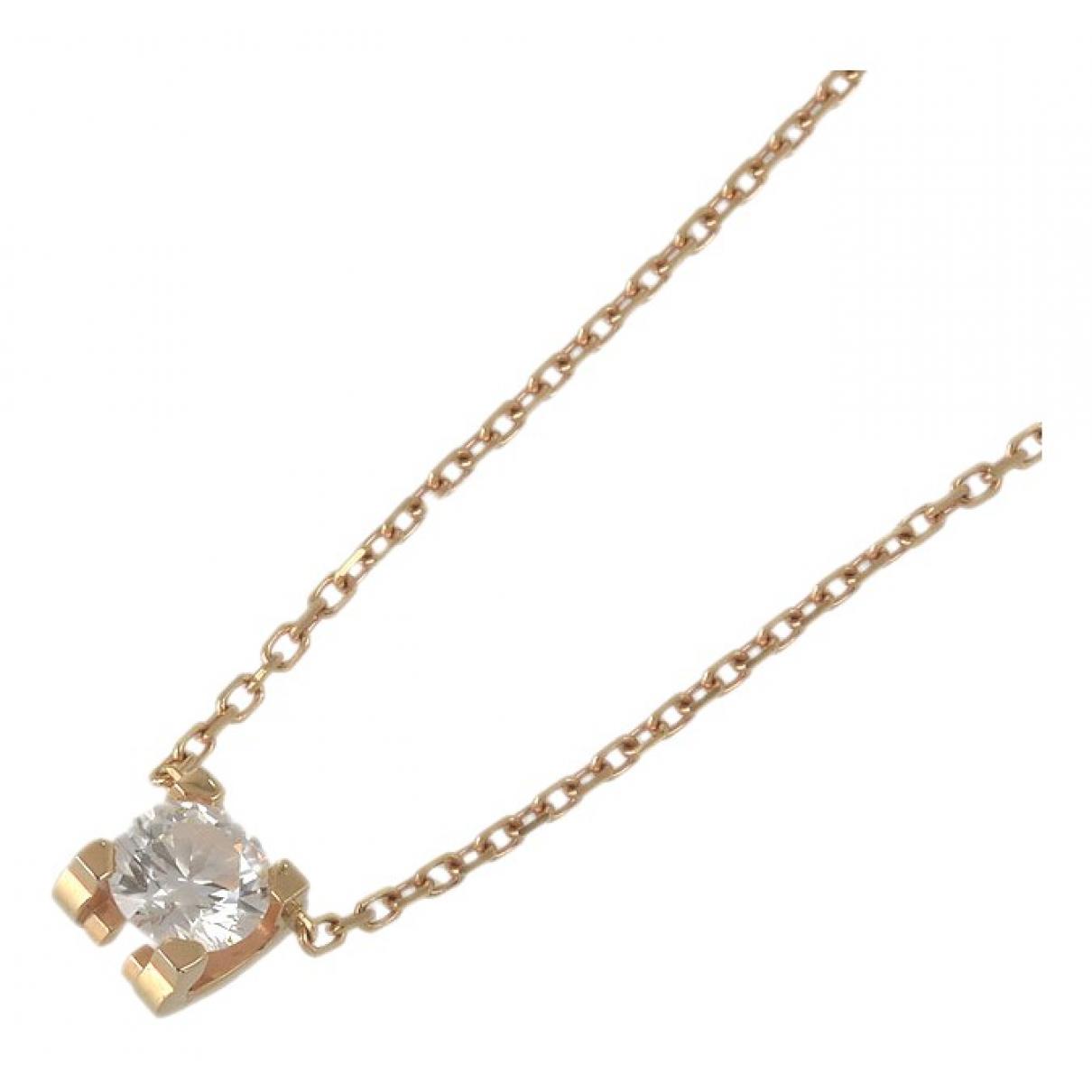 Collar de Oro rosa Cartier