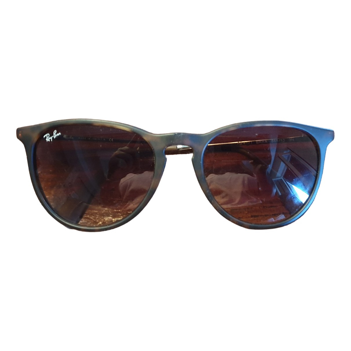 Ray-ban Erika Brown Sunglasses for Women \N