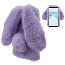 Plush Rabbit iPhone Case