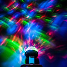 1 Stueck iPhone USB LED Disco Licht
