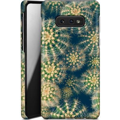 Samsung Galaxy S10e Smartphone Huelle - Kingwood Cactus von Joy StClaire