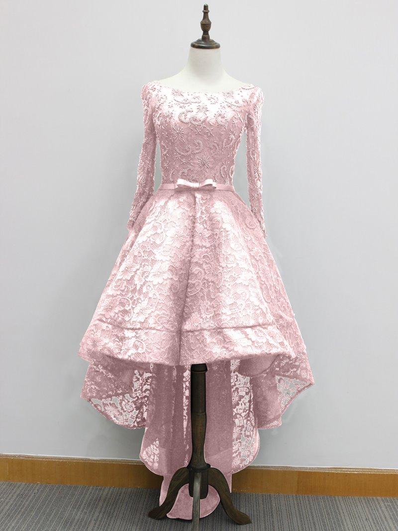 Ericdress Bateau Neck Beading Lace Halloween Evening Dress