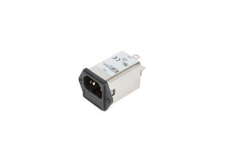 XP Power EMC FILTER IEC INLET 1A