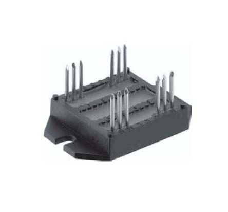 IXYS 1200V 2 x 91A, Dual Diode, 12-Pin DSEI2X101-12P (25)