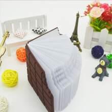 1pc Chocolate Design Notebook