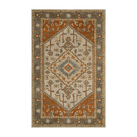 Safavieh Heritage Collection Faris Oriental Area Rug, One Size , Multiple Colors