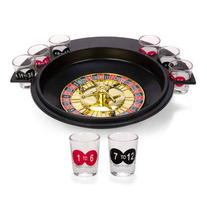 Roulette Shooter Game - Large