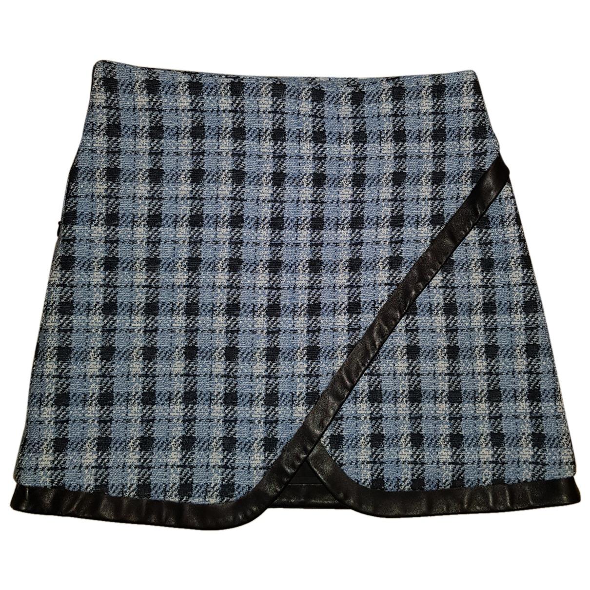 Mini falda Derek Lam