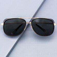 Gafas de sol de hombres con barra superior