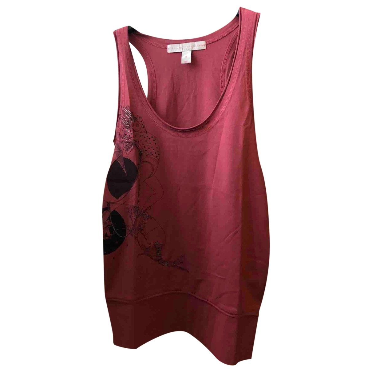 Stella Mccartney For H&m \N Pink Cotton  top for Women S International