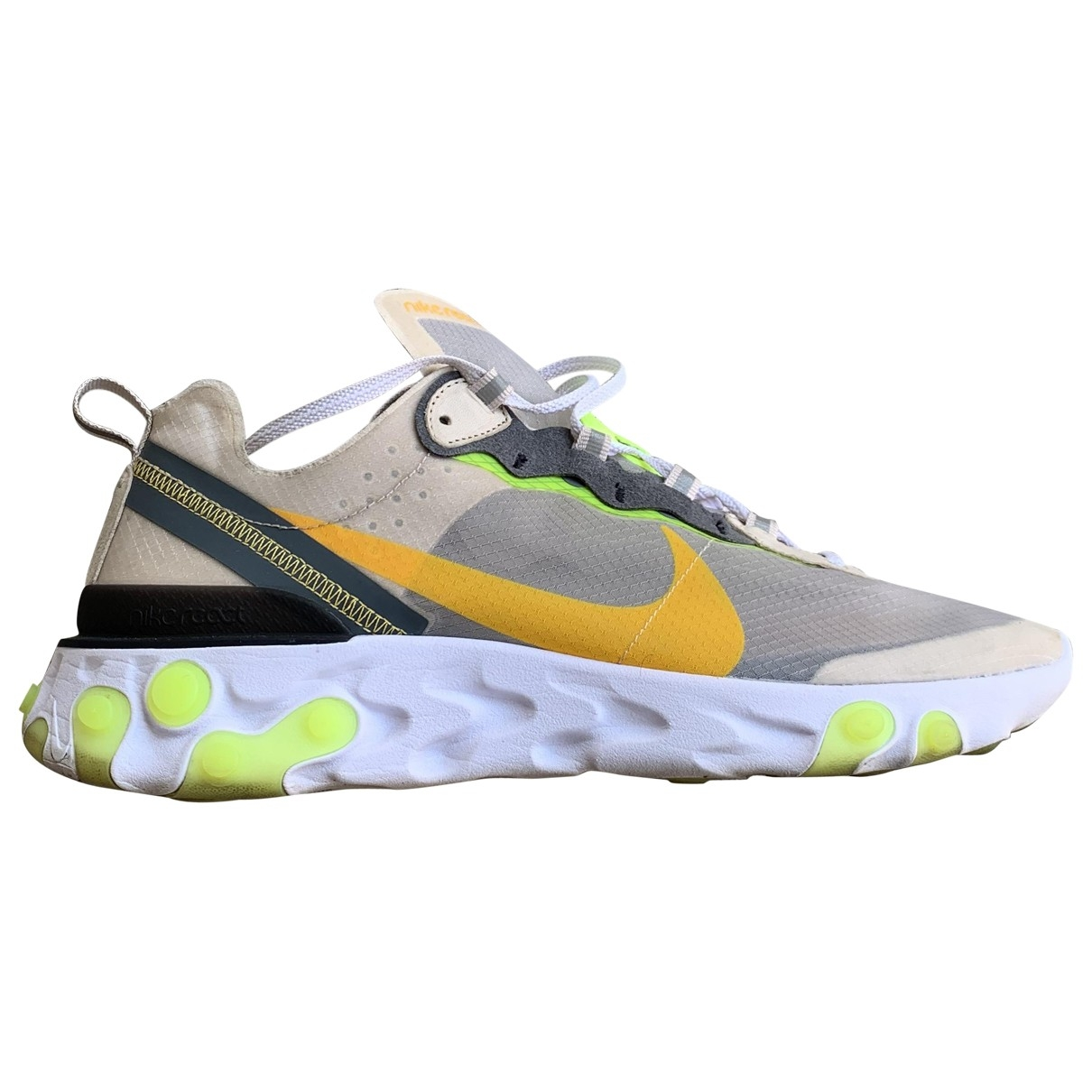 Nike React Element 87  Trainers for Men 10.5 UK