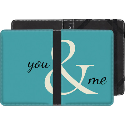 tolino shine eBook Reader Huelle - And Me von caseable Designs