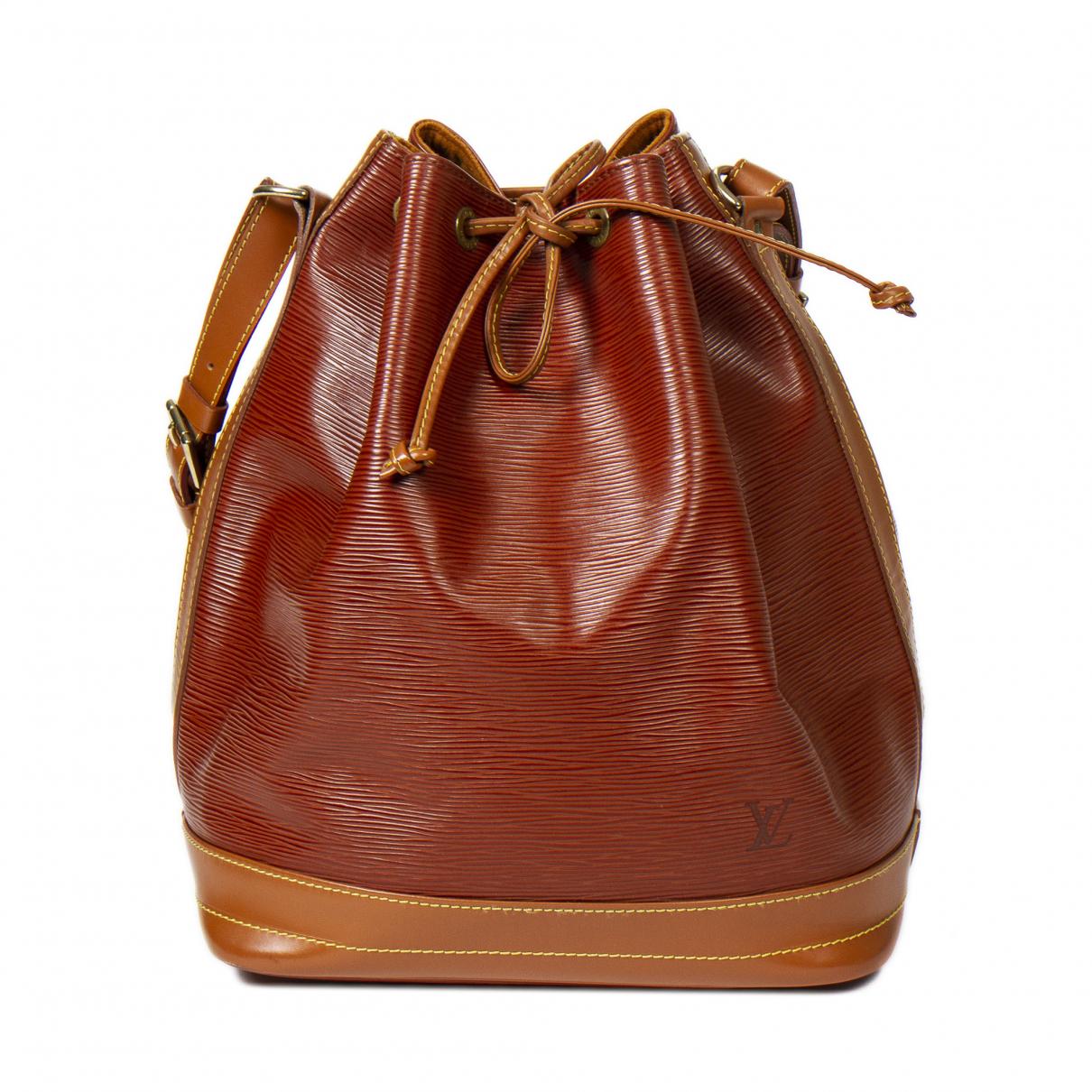 Louis Vuitton Noé Leather handbag for Women \N