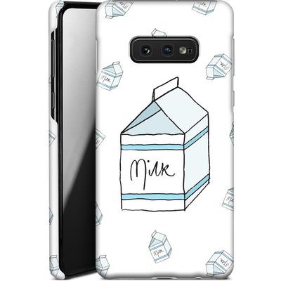 Samsung Galaxy S10e Smartphone Huelle - Milk von caseable Designs