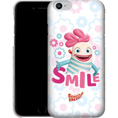 Apple iPhone 6 Plus Smartphone Huelle - Sorgenfresser Smile von Sorgenfresser