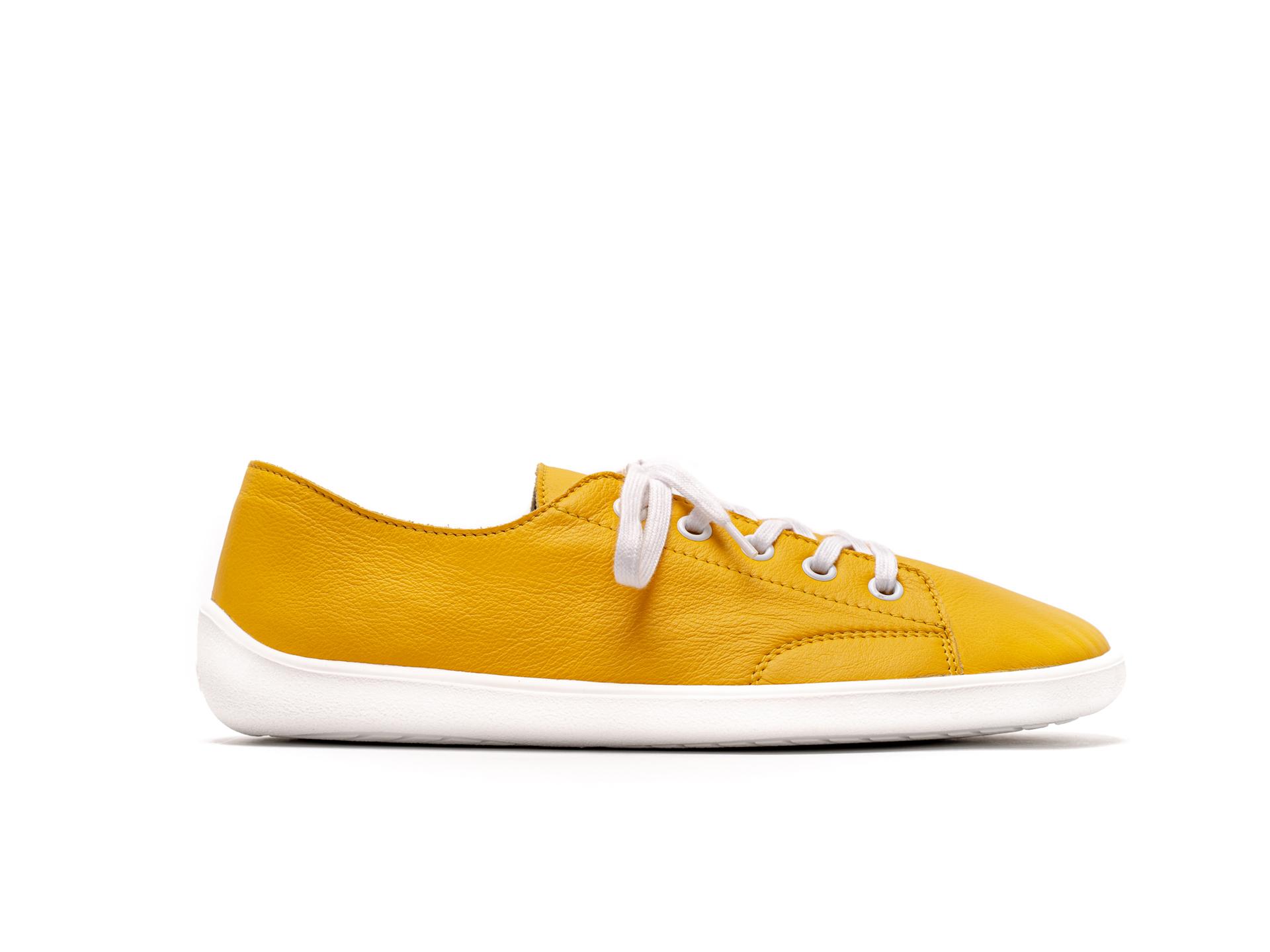 Barefoot Sneakers - Be Lenka Prime - Mustard 41