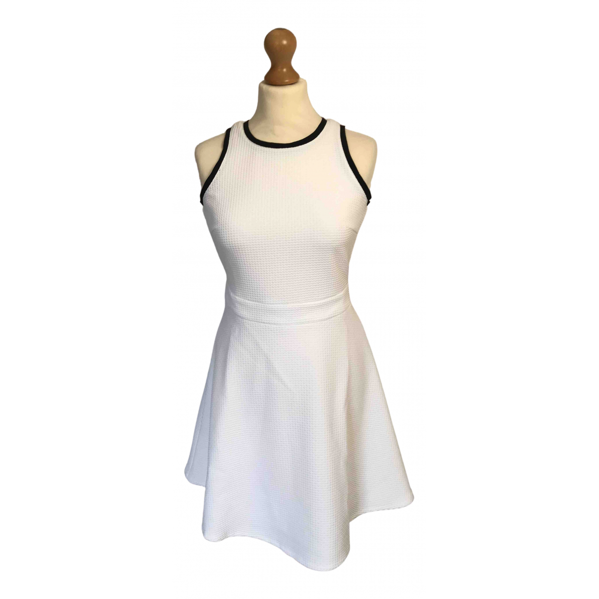 Pinko \N White dress for Women 40 IT