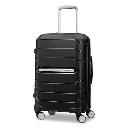 Samsonite Freeform 24 Inch Hardside Luggage, One Size , Black