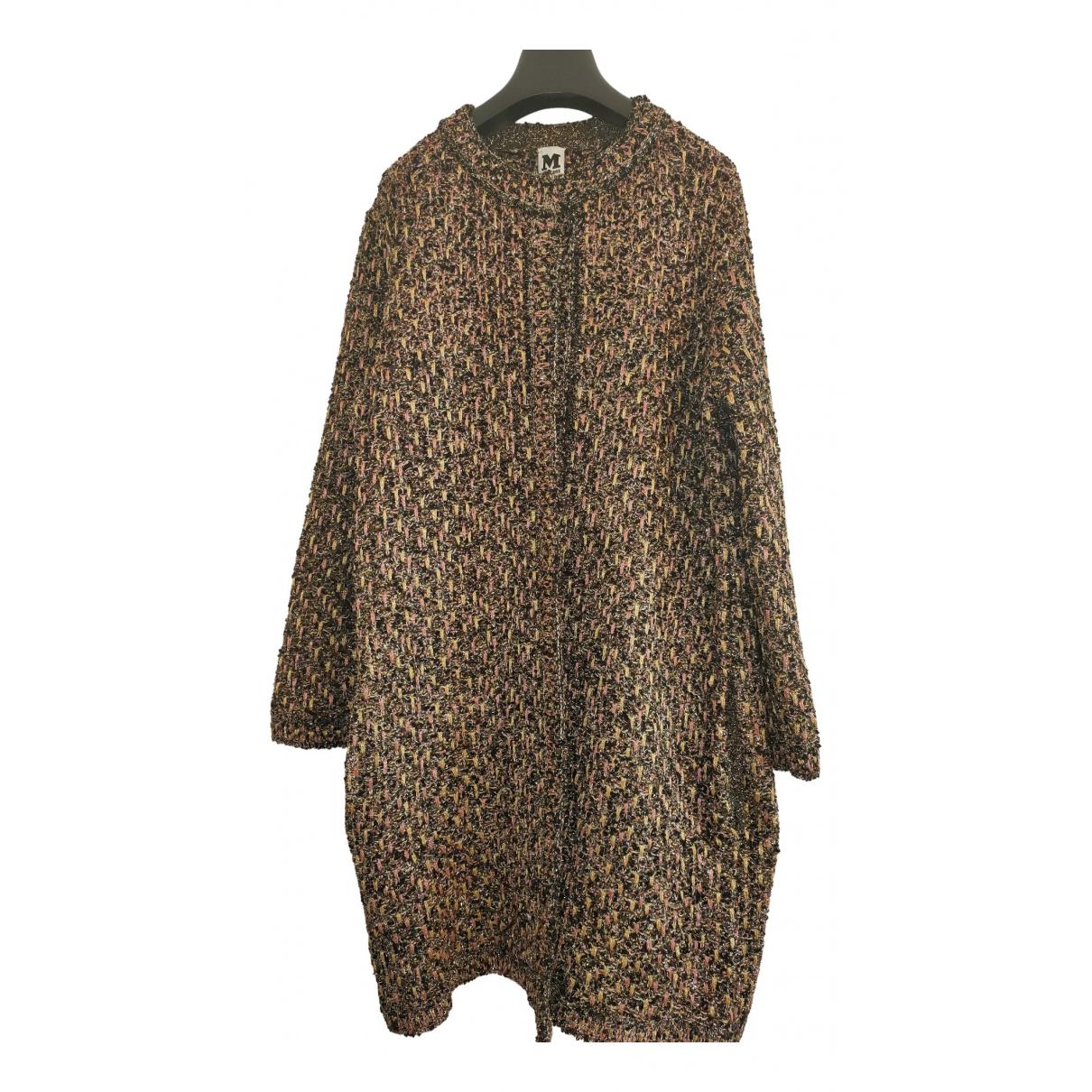 M Missoni - Manteau   pour femme - multicolore