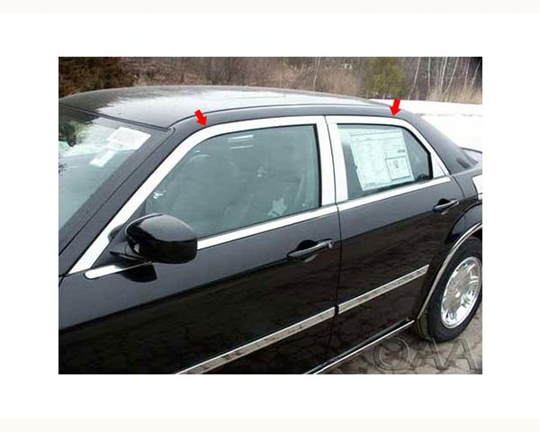 Quality Automotive Accessories 4-Piece Window Package Chrysler 300   300C 2006