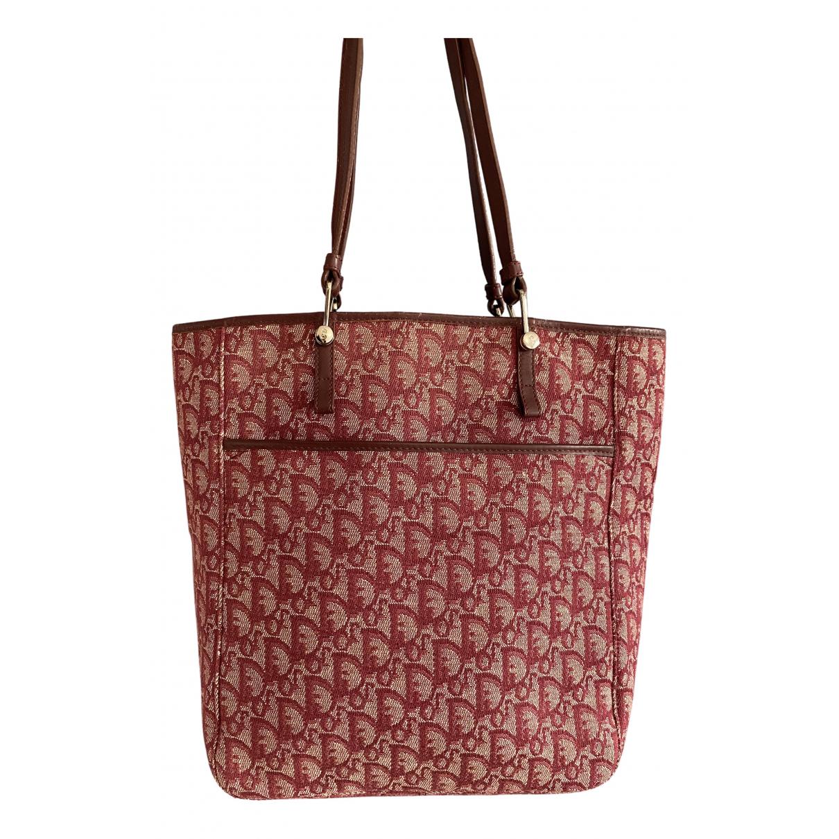 Dior \N Cloth handbag for Women \N
