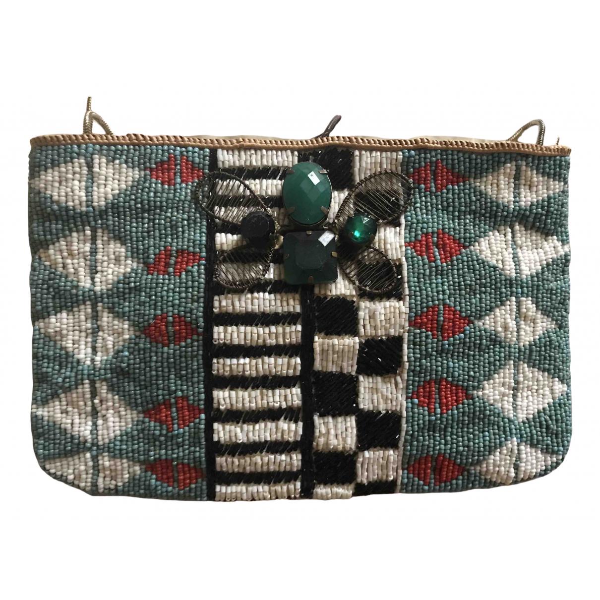Maliparmi \N Handtasche in Mit Pailletten