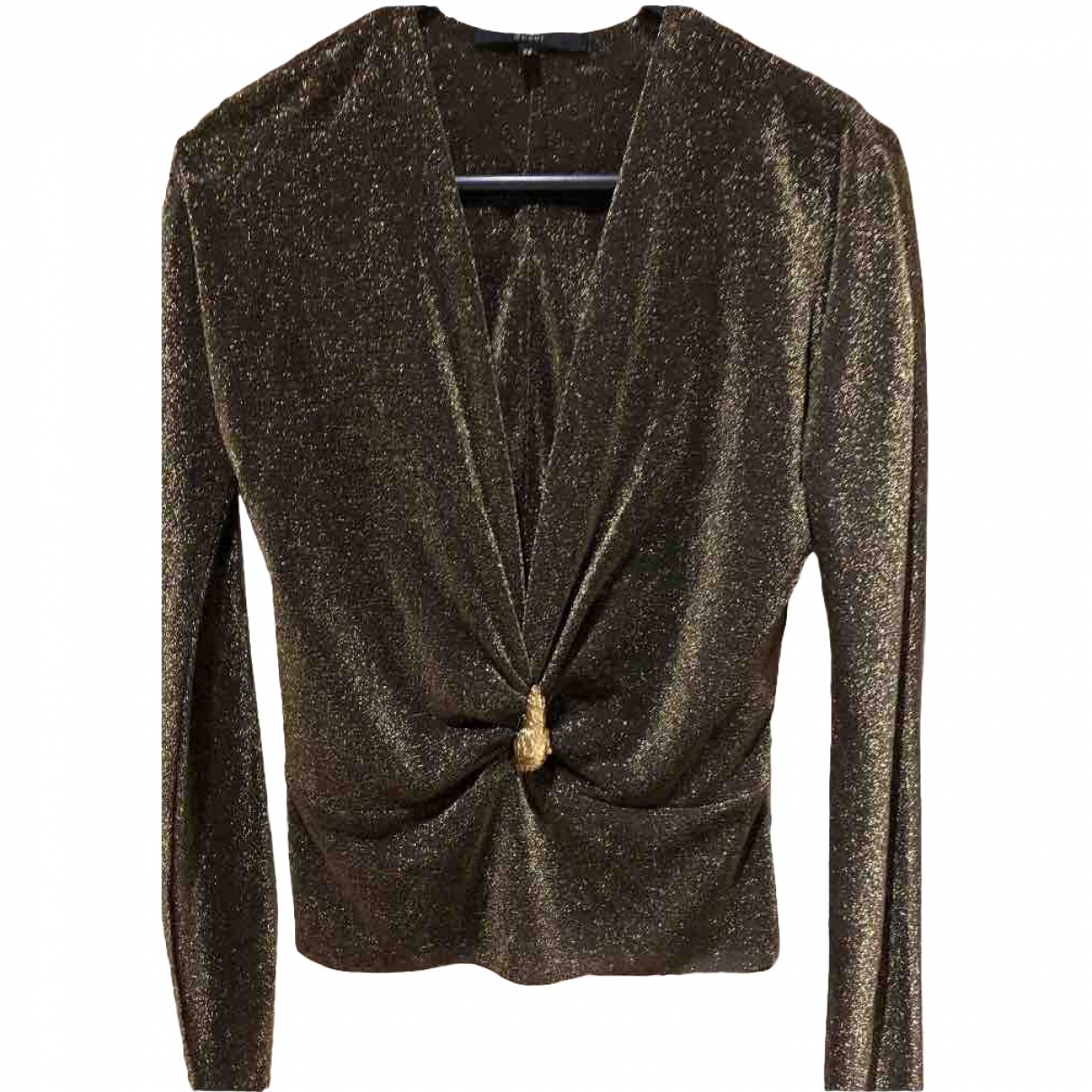Gucci \N Gold  top for Women 38 IT