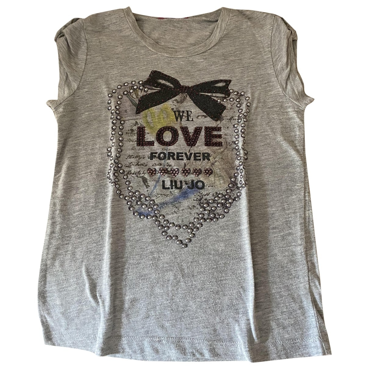 Liu.jo \N Grey Cotton Knitwear for Kids 6 years - until 45 inches UK