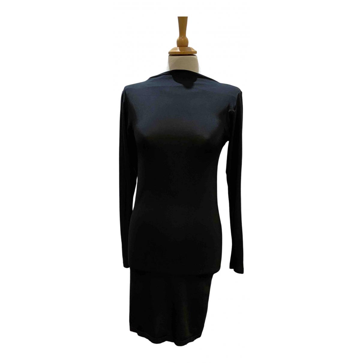 Wolford - Robe   pour femme - noir