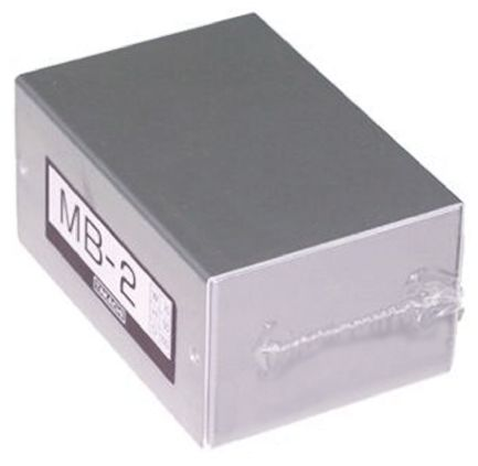 Takachi Electric Industrial MB, Silver Aluminium Enclosure, 100 x 70 x 50mm