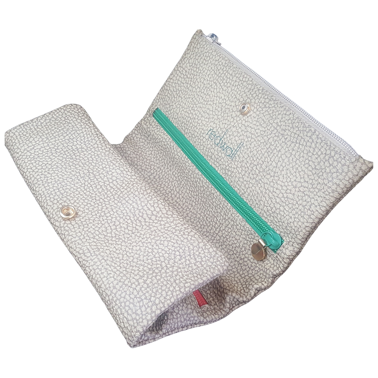 Non Signé / Unsigned \N Beige Cloth Purses, wallet & cases for Women \N