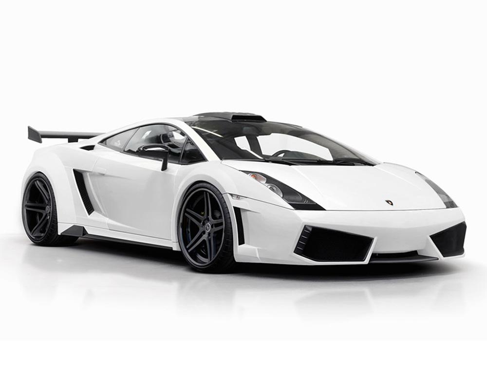 Prior Design 4260609891805 PD-L800 Roof Scoop Lamborghini Gallardo 03-08