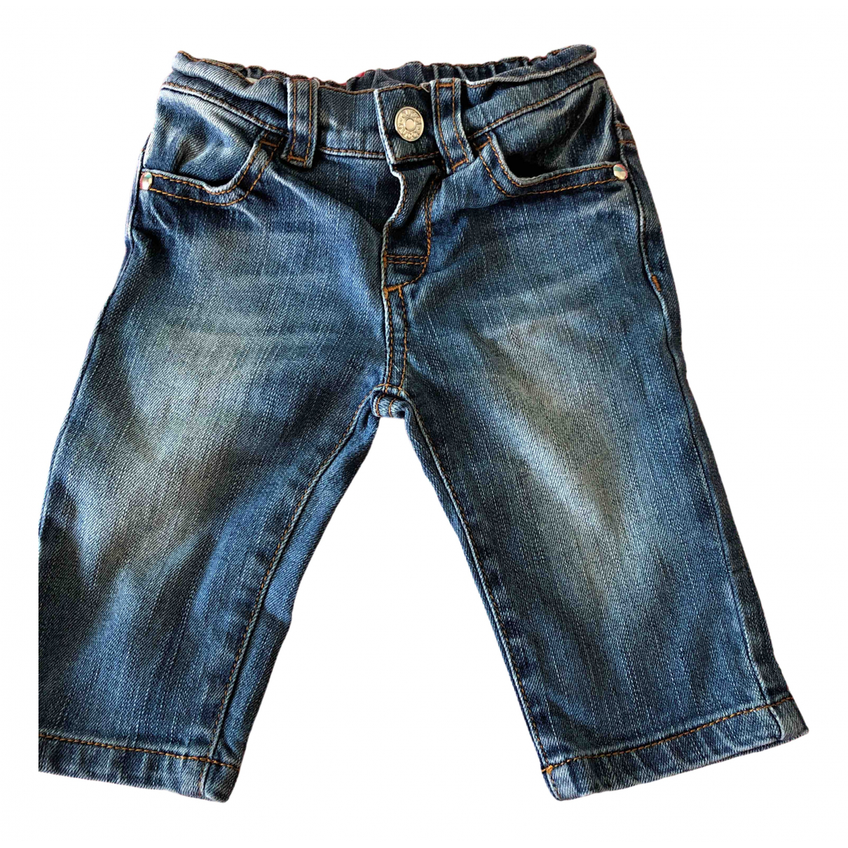 Gucci \N Denim - Jeans Trousers for Kids 3 months - up to 60cm FR