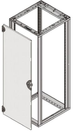 Schroff Door Door for use with NOVASTAR 19-Inch Cabinet, 9U