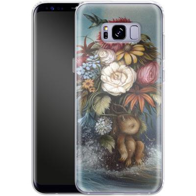 Samsung Galaxy S8 Plus Silikon Handyhuelle - Hopeless Romantic von Dan May