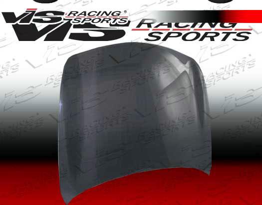VIS Racing 05ING354DOE-010C OEM Style Black Carbon Fiber Hood Infiniti G35 05-06