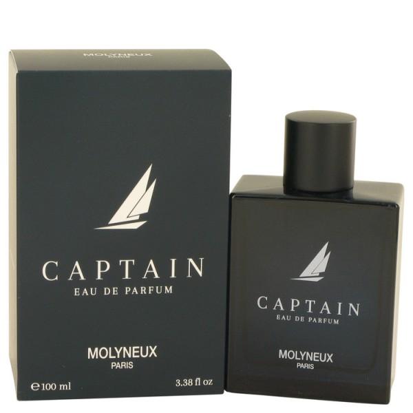 Captain - Molyneux Eau de Parfum Spray 100 ML