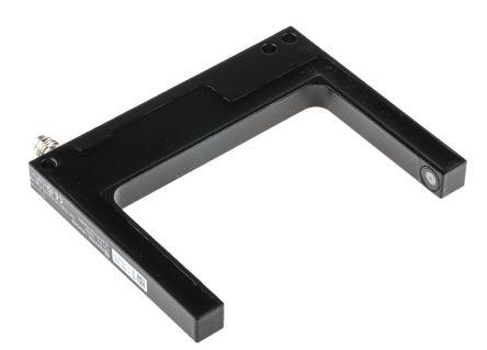 Pepperl + Fuchs Photoelectric Sensor Through Beam (Fork) 80 mm Detection Range PNP